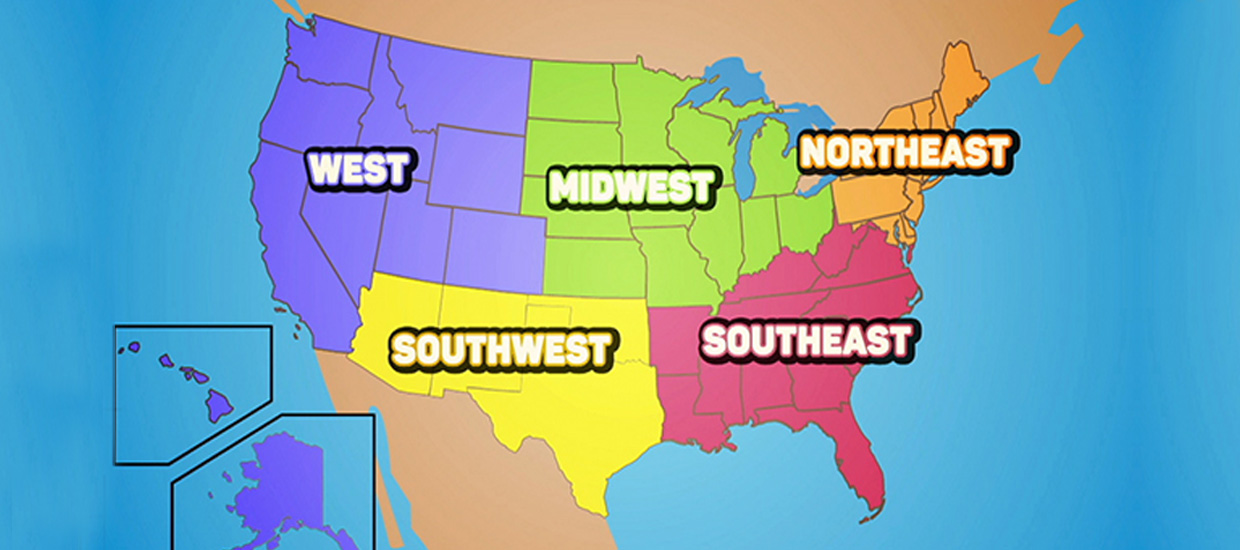 Quiz: Which Region of the US Should You Actually Live In?