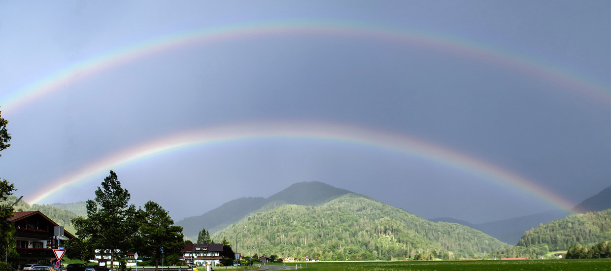 Shop Talk: Rainbows Are Cooler Than You Think