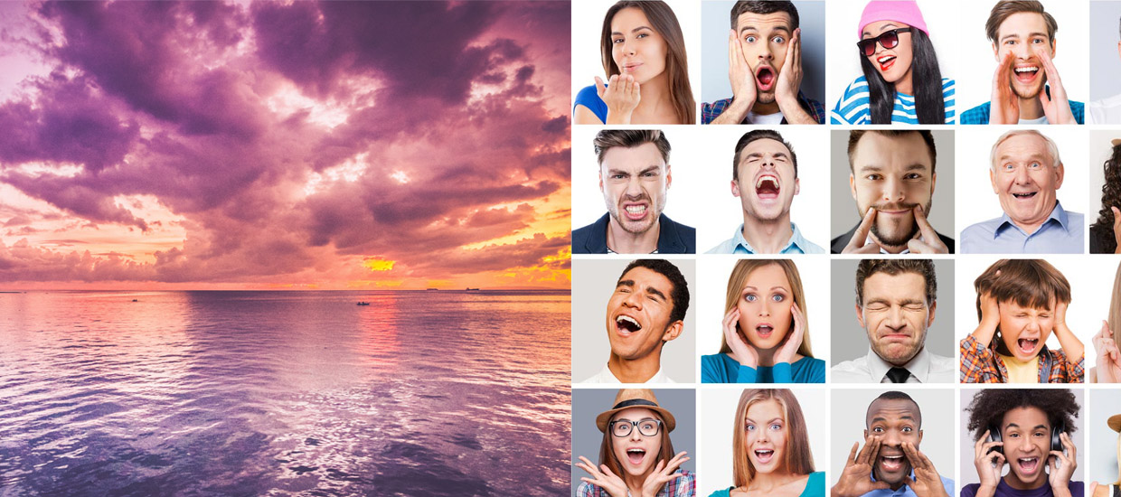 Quiz: This Picture Test Will Reveal Your Dominant Emotion