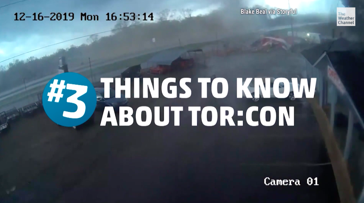 3 Things to Know About TOR:CON
